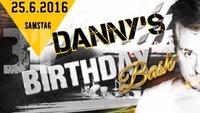 DANNY's BIRTHDAY BASH@Mambo - die Strandbar