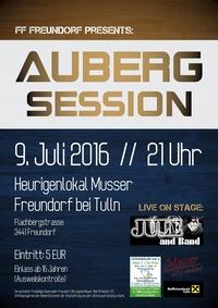 AUBERG SESSION@Heurigenlokal Musser