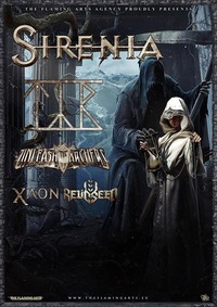 Sirenia / Tyr / Unleashed The Archers / Xaon / Relicseed@Viper Room