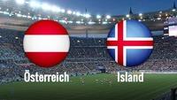 Österreich vs Island@Ride Club