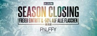 Palffy Club Season Closing Party@Palffy Club