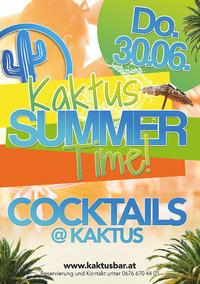 Kaktus Summertime@Kaktus Bar