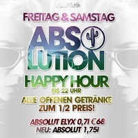 Kaktus Absolution@Kaktus Bar