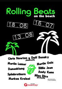 Rolling Beats@Vienna City Beach Club