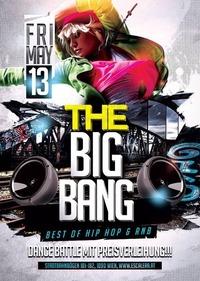 The Big Bang@Escalera Club