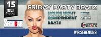Friday PARTY BEATZ - HOUSE NIGHT Special by Independent Beats -@Segabar Saalfelden