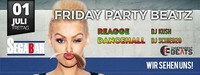 Friday PARTY BEATZ - Reagge Dancehall Special by Independent Beats@Segabar Saalfelden