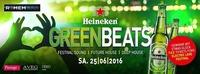 Heineken presents - GREEN BEATS@Remembar - Marcelli