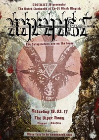 Urfaust & guests live in Vienna@Viper Room