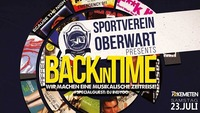 Sportverein Oberwart presents: BACKinTIME@Disco P2