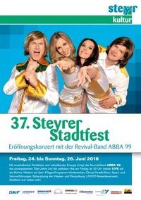 37. Steyrer Stadtfest@Stadtplatz Steyr