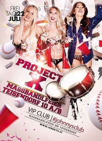 Project XXX | Maßbandlfeier MS Teisendorf 10A+B@Johnnys - The Castle of Emotions