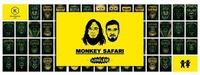 Plemplem gibt den Affen Zucker ➸ mit Monkey Safari@Die Kantine