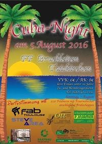 Cuba Night@Bruckleiten