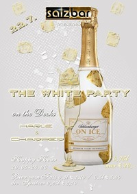 The White Party mit Harlie&Charper @Salzbar@Salzbar