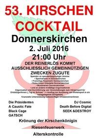 53. Kirschencocktail@Donnerskirchen