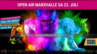 Holi Festival of Colours Wien 2016