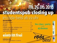 Studentspub: 80s/90s special@KV Röda
