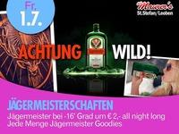 Achtung Wild! - Jägermeisterschaften@Maurer´s