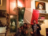 Deutschland - Italien LIVE in der academy!@academy Cafe-Bar