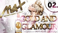 ◇◇ gold & glamour ◇◇ powered by Imperial Vodka@MAX Disco