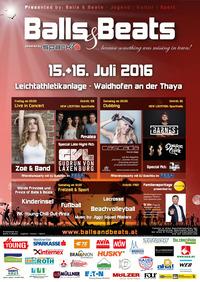 Balls & Beats 2016:CASCADA LIVE@Sporthalle Waidhofen an der Thaya