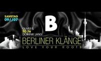Berliner Klänge mit TC 76@Wildwechsel