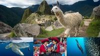 8. Adventure Days: Marc Stickler - Südamerika, von Galapagos bis Patagonien - Österreich Premiere@Oval