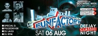 DJ Classic Night. Have FUN and come in our FACTORY@Bollwerk
