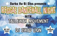 Reggae & Dancehall Night@Smaragd