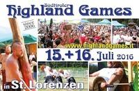 10. Südtiroler Highlandgames@St. Lorenzen, Trentino-Südtirol, Italien