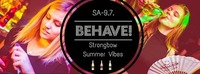Behave! Strongbow Summer Vibes@U4