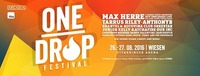 ONE DROP FESTIVAL