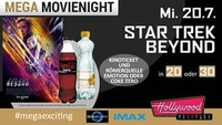 Mega Movienight: STAR TREK BEYOND@Hollywood Megaplex