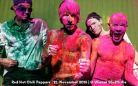 Red Hot Chili Peppers@Wiener Stadthalle