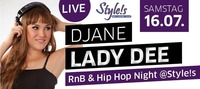 Explosion mit Djane Lady Dee@Style!s