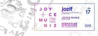 Joyce Muniz & Friends With jozif ( Crosstown Rebels / UK )@SASS