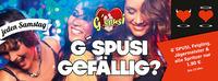 Feiern/Tanzen/Flirten? JA, dann ab ins G`spusi! :D@G'spusi - dein Tanz & Flirtlokal