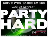 °PARTY HARD• @ Insidebar Vienna@Inside Bar