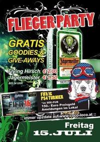 Flieger Party@Disco Coco Loco