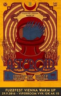 Fuzzfest Vienna Warm-Up: Asteroid // Limestone Whale@Viper Room