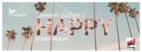 HAPPY - every Friday - Juli@Platzhirsch