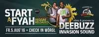 START A FYAH - Reggae Reloaded@Check in