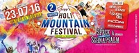 ⭐⭐Sepp´s HOLI Mountain 2016⭐⭐@Speck und Schnapsalm Klausberg Sepp