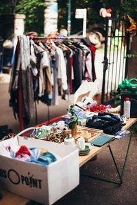 Flohmarkt+ Flohmarkt, Kreatives und Kulinarisches im Wehrgraben@KV Röda
