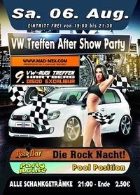 VW Treffern Aftershowparty@Excalibur
