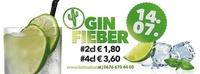 Gin Fieber@Kaktus Bar