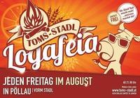 Logafeia@Toms Stadl