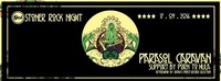Stoner Rock Night /w Parasol Caravan, Porn To Hula & Satan's Finest Record Selection im GEI Musikclub, Timelkam@GEI Musikclub