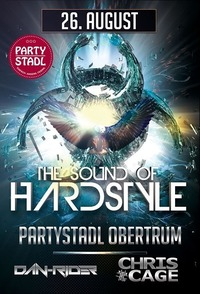 The sound of Hardstyle@Partystadl